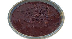 Slow Cooker Spicy Black Bean Soup - Healthy, Flavorful, and truly Satisfying!  www.GetCrocked.com