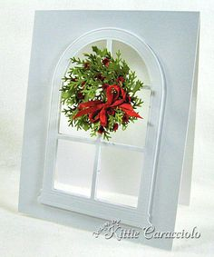 KC Poppy Stamps Grand Madison ARched Window 4 right - Kittie Caracciolo