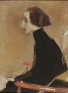 Helene Schjerfbeck <3