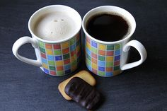 His and Hers Elevenses by fstop186, via Flickr