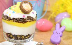 trifl, no bake desserts, yummi dessert, easter dessert