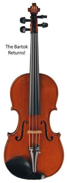 Kallo Bartok violin returns after 5 years!