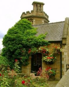 Tea and Scone Shop, Yorkshire