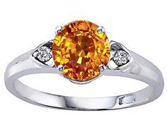 round citrin, ring citrin, citrin quartz, diamonds, citrin engag, engagements, citrin jewelri, engag ring, engagement rings