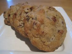 Chocolate Chip Cookies with Pecans, Apricots, and Tart Cherries