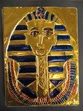 Tutankhamun foil craft