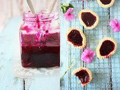 Jam and tarts