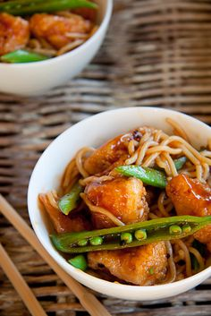General Tso's Chicken!  Yes, Please!