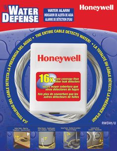 Honeywell Water Leak Alarm