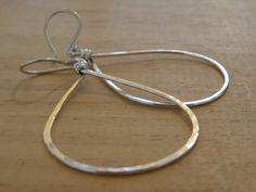 The Perfect Hoop - Medium  Talia Serinese Jewelry  taliaserinese.etsy.com