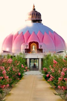 LOTUS at Satchidananda Ashram-Yogaville - just spent the day at Yogaville.  What an amazing place...