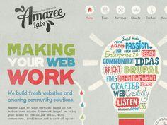 Amazee Labs - Web design amaze lab