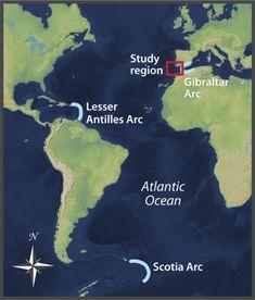 New subduction zone may close Atlantic ocean   EARTH Magazine