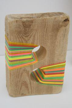 Embroidered Wood, Lidewij Edelkoort.