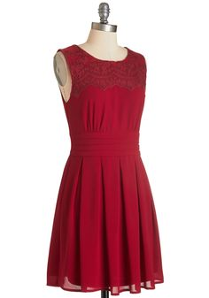 V.I.Pleased Dress in Wine #modcloth