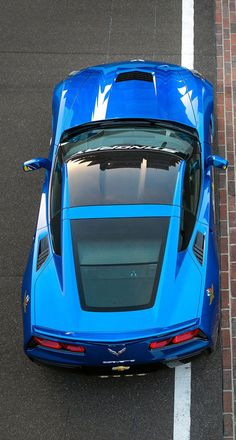 Corvette Indy Stingray