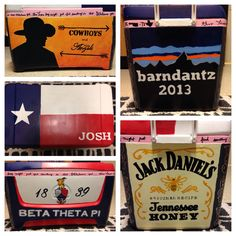 Fraternity coolers