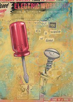 Waste of Time. by Jason Kotecki