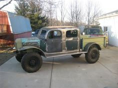 Dodge Crew Cab Power Wagon