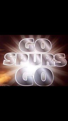 San Antonio Spurs!!