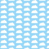 little clouds by jupolatti, click to purchase fabric