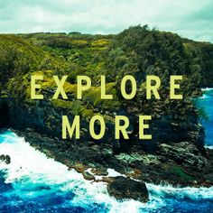 Come explore with us.