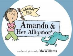August 6, 2014. Amanda and her alligator have lots of fun playing together and surprising each other, but when Amanda's grandfather buys her a panda, Alligator must learn to make new friends.