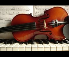 The Fiddle and the Piano, where would music we be without them