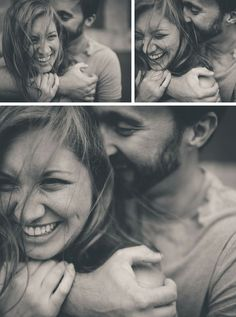Cute engagement photo ideas and poses to inspire your own session! - Wedding Party