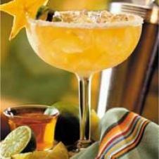 Golden Honey Margarita - Margarita dourada de mel