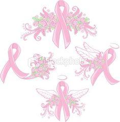 cancer+ribbon+tattoos | cancer ribbon tattoos 111 Cancer Ribbon Tattoos Breast Cancer Awareness | tattoos picture cancer ribbon tattoos
