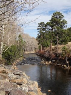 Black Canyon Creek a