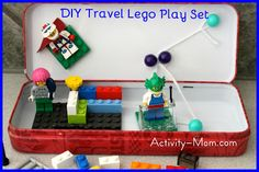 travel Lego set