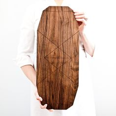 Solid walnut charcuterie and cheese board
