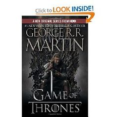 A Song of Ice and Fire book #1