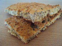 Low carb lækkerier: Sandwichbrød