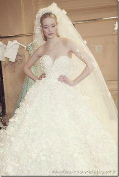 Zuhair Murad Spring Couture 2014