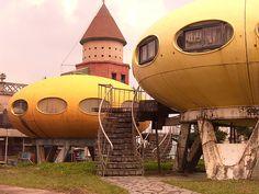 spaceship housing!