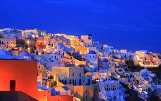 OIA SANTORINI, GREECE