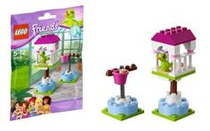 LEGO Friends - Parrot's Perch - animal pack 2013