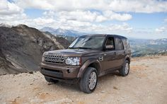 2011 #LandRover Discovery LR4