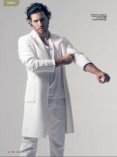 Edgar Ramirez for GQ- Photog: Karl Simone - Hair: Kristan Serafino - SerafinoSays.com