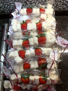 Bake Sale idea. Not baked but still sweet.