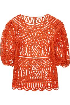 sass & bide lace top