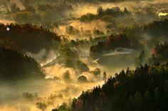 Smoke by Michal Ostrowski