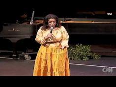 The Ron Clark Academy - Oprah Surpises Ron Clark Academy's 2010 Graduates