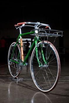 Porteur par Panda bicycles by anastasia