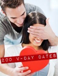 200+ VALENTINE'S Day Date Ideas!!