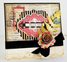 card designd by Eva Dobilas