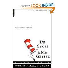 Dr. Seuss & Mr. Geisel